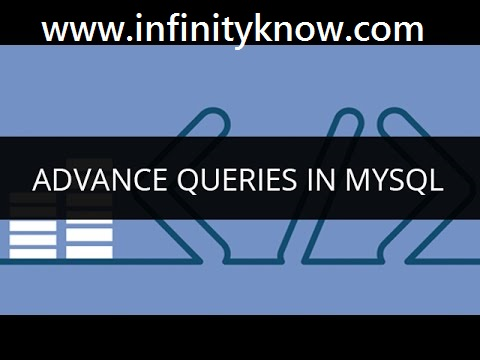 Advanced Mysql Sub Complex join Queries Tutorial