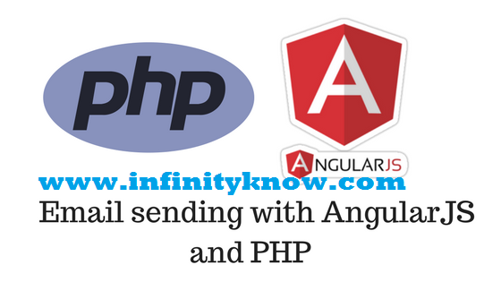 Angular4 Send Email using PHP - Email sending with Angular4