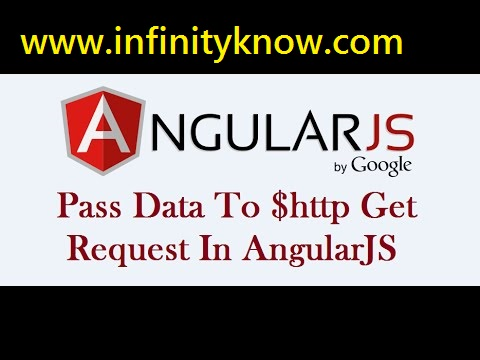 AngularJS – How to Pass Parameters to Controllers on Initialization