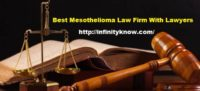 Best Mesothelioma Law Firm With Lawyers