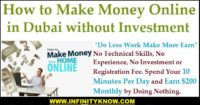 How to Make Money Online without investment in Australia