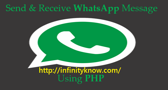 How to send WhatsApp Messages from PHP