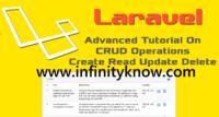 Laravel Crud Tutorial From Scratch - Laravel Insert Update Delete