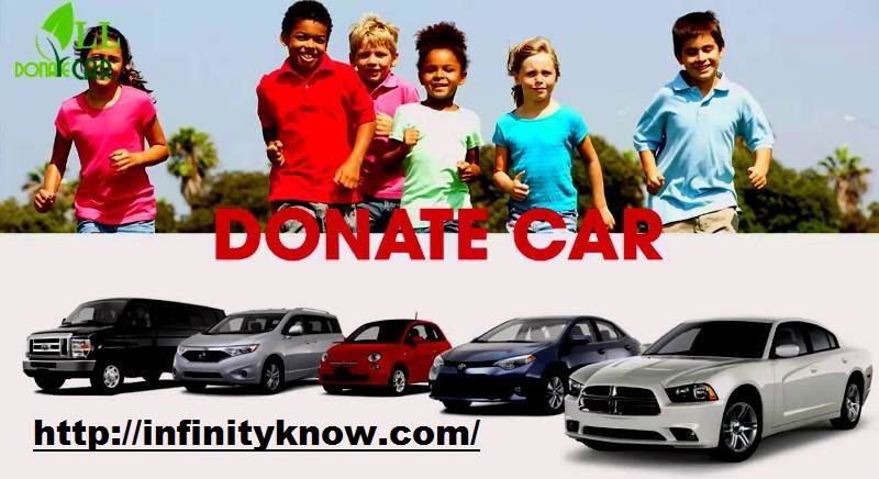 Online Donate Car To Charity California