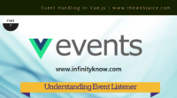 VueJs Methods and Event Handling Example