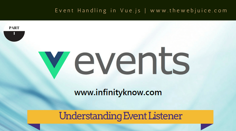 VueJs Methods and Event Handling Example