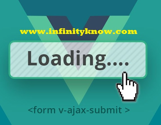 Vuejs AJAX From Submit using Laravel PHP