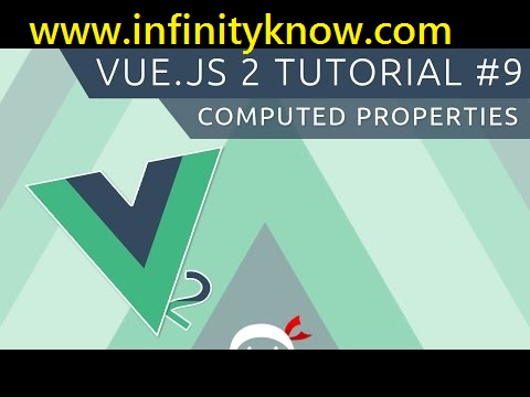 Vuejs Computed Properties - Vue Watch Completed property