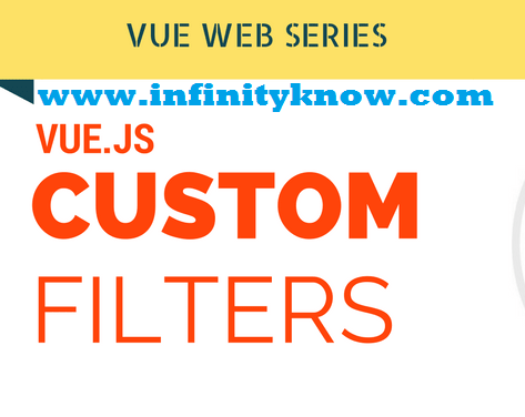 Vuejs Filters custom Array Filters v-for
