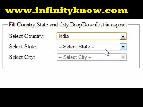 Country State City Cascading DropDown list using VueJS