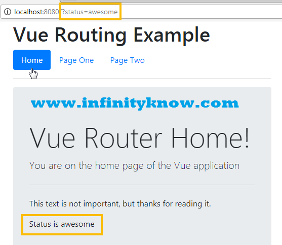 Vuejs Nested Templates and Components using Nested Router