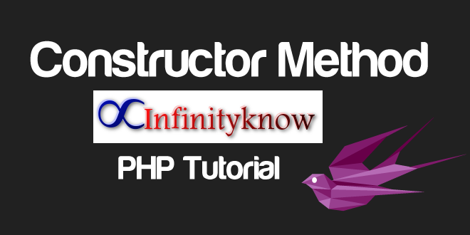 PHP classes constructor Example