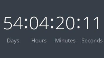 vue js get current date time