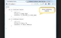 Fetch Single Row From Database in Codeigniter