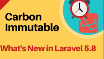 laravel 5.8 change date format using carbon example