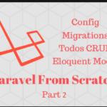 Laravel Create Database Migration and Model