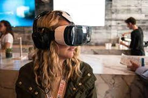 Virtual reality applications examples